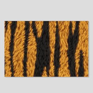 Tiger Stripes Postcards (Package of 8)
