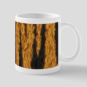 Tiger Stripes Mugs