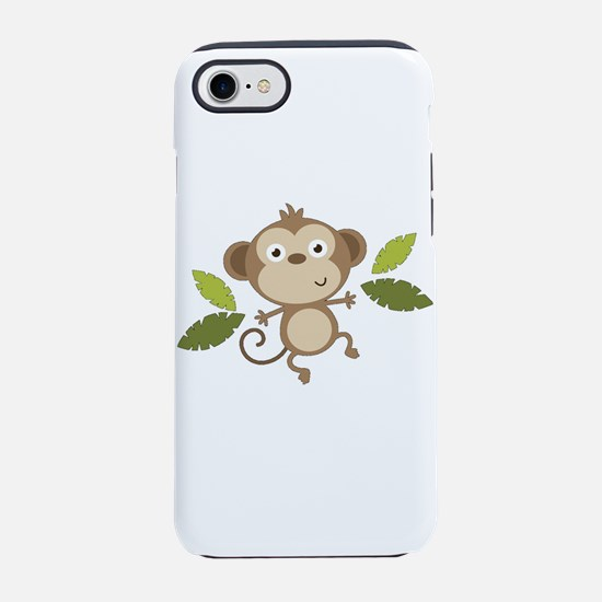 Baby Monkey iPhone 8/7 Tough Case