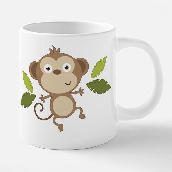 Baby Monkey Mugs