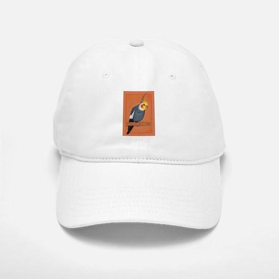 Cockatiel Baseball Baseball Cap