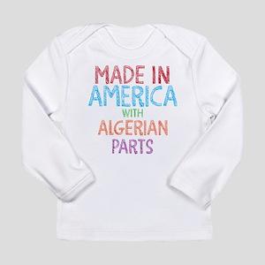 Algerian Parts Long Sleeve T-Shirt