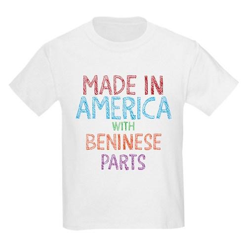 Beninese Parts T-Shirt