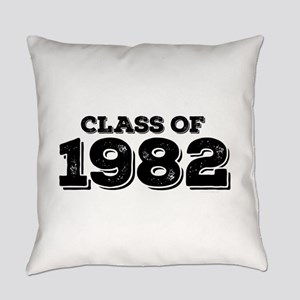 Class of 1982 Everyday Pillow