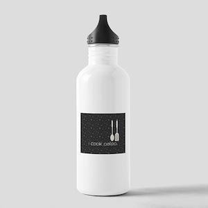 I Cook Paleo Hobby Kit Stainless Water Bottle 1.0L
