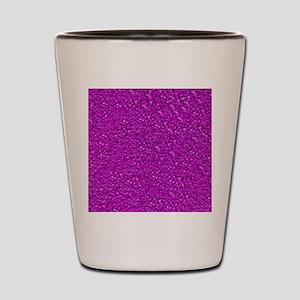 Sparkling Glitter Shot Glass