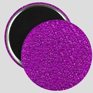 Sparkling Glitter Magnet
