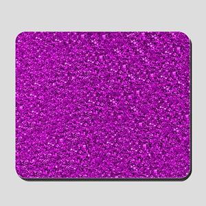 Sparkling Glitter Mousepad