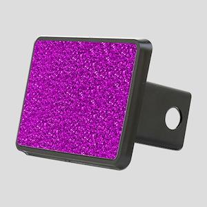 Sparkling Glitter Rectangular Hitch Cover