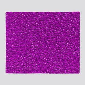 Sparkling Glitter Throw Blanket