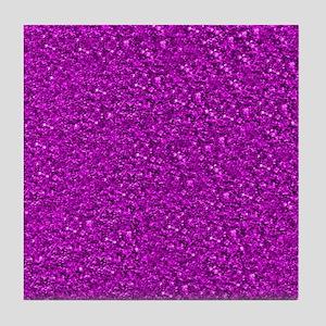 Sparkling Glitter Tile Coaster