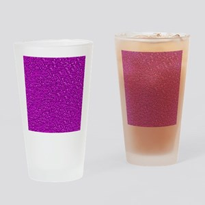 Sparkling Glitter Drinking Glass