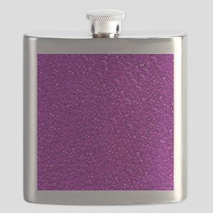 Sparkling Glitter Flask