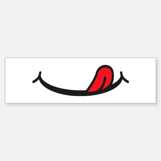Licker Sticker (Bumper)