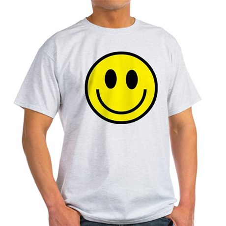 The Classic Yellow Smiley T-Shirt