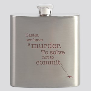 Murder to solve Flask