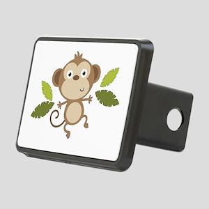 Baby Monkey Rectangular Hitch Cover