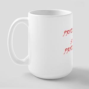Still Protesting? Large Mug