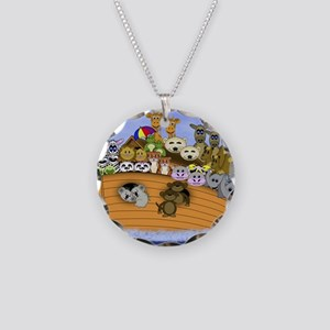 Noahs Ark Small Poster Necklace