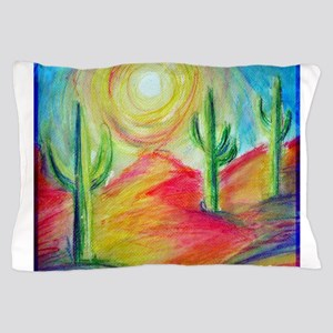 Desert, Southwest art! Pillow Case