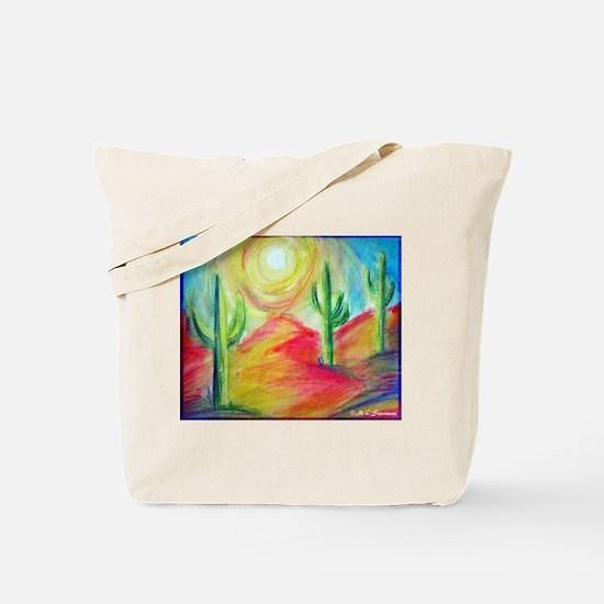 Desert, Southwest art! Tote Bag