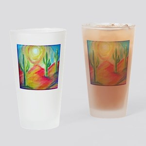 Desert, Southwest art! Drinking Glass