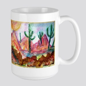 Desert! Southwest art! Mugs
