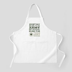 Proud Army Mom 2 Apron