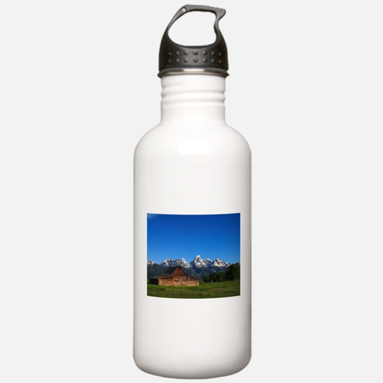 Grand Tetons Naional Park Water Bottle