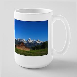 Grand Tetons Naional Park Mugs