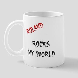 Roland Rocks Mug
