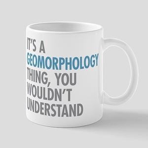 Geomorphology Thing Mugs