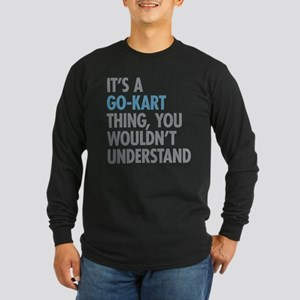 Go-Kart Thing Long Sleeve T-Shirt