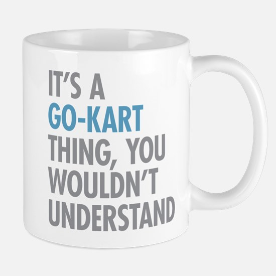 Go-Kart Thing Mugs