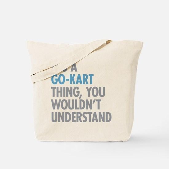 Go-Kart Thing Tote Bag