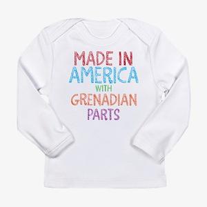 Grenadian Parts Long Sleeve T-Shirt
