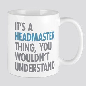 Headmaster Thing Mugs