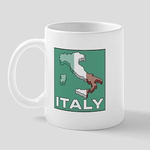 Italy - Italian Pride Mug