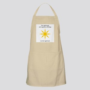 Light Leading Gifts Apron
