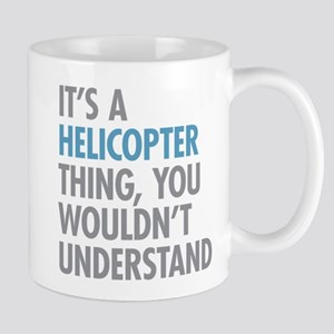 Helicopter Thing Mugs