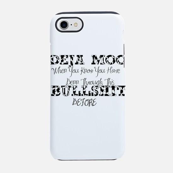 deja moo iPhone 8/7 Tough Case