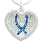 Thyroid Disease Ribbon Necklaces