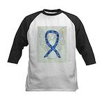 Thyroid Disease Ribbon Baseball Jersey