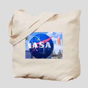 NASA Globe Tote Bag