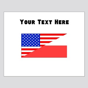 Chilean American Flag Posters