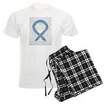 Thyroid Disease Ribbon Pajamas