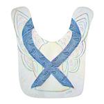 Thyroid Disease Ribbon Bib