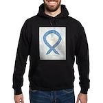 Thyroid Disease Ribbon Hoodie