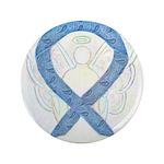 Thyroid Disease Ribbon Button