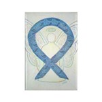 Thyroid Disease Angel Ribbon Magnets -10 Pack
